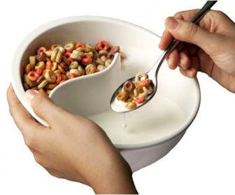 Anti-Soggy Cereal Bowls