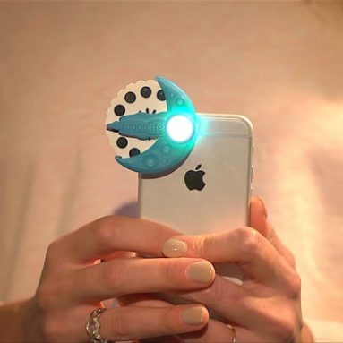 Bedtime Story Phone Projection Accessory