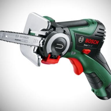 Bosch Nanoblade Mini-Chainsaw
