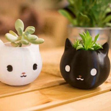 Cat Planters