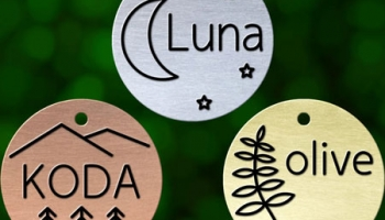 Custom Dog Tags For Dogs