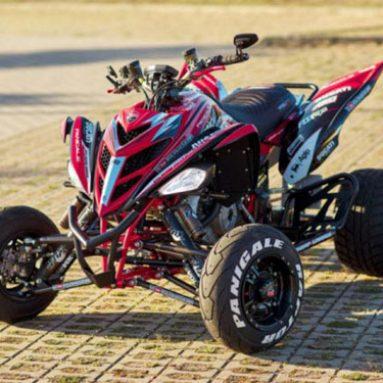 Custom Street Legal 205 HP Raptor ATV