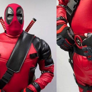 10 Best Deluxe Deadpool Costumes For Adults