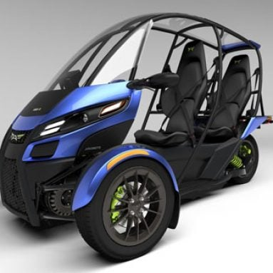 Electric Car Bike