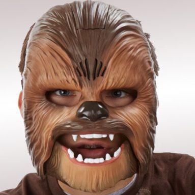 Electronic Chewbacca Mask