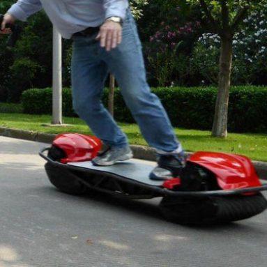 Exodeck Off-Road Skateboard