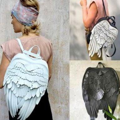 Feathery Wings Backpacks