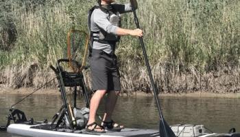 Flycraft Fishing SUP
