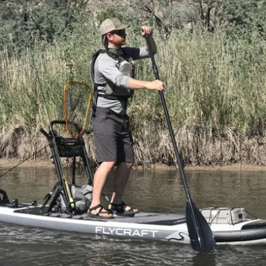 Flycraft Fishing SUP