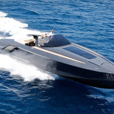 Frauscher 1414 Demon Motor Yacht