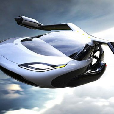 5 Awesome Futuristic Flying Cars Of The Future