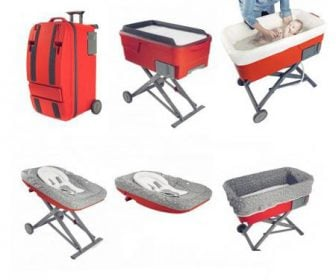 6-in-1 Genius Baby Luggage