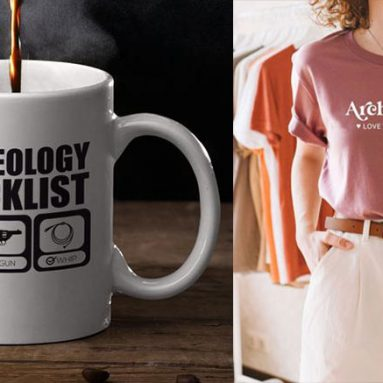 19 Cool Gifts For Archaeologists