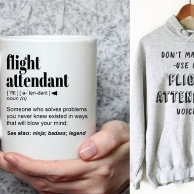 21 Greatest Gifts For Flight Attendants