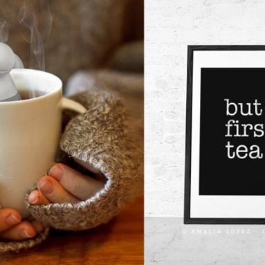 31 Gifts For Tea Lovers You Can Buy