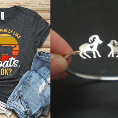 25 Best Gifts for Goat Lovers