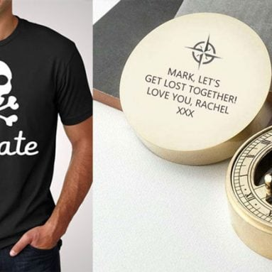 19 Best Gifts for Pirate Lovers