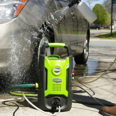 Handheld Electric Pressure Washer