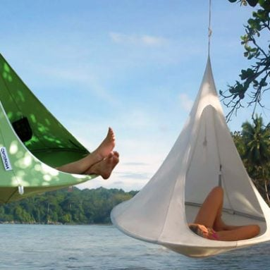 Hanging Teepee Cacoon