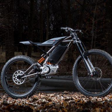 Harley-Davidson Electric Concept Bikes