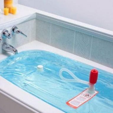 Hurricane Water Saver