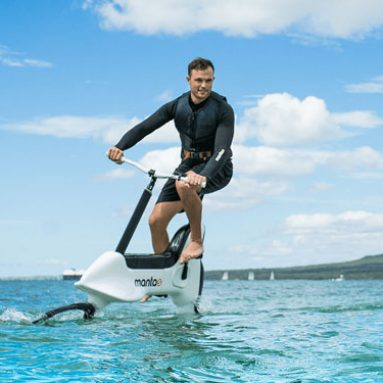 Hydrofoil Water Bicycle