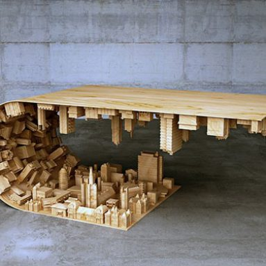 Inception Coffee Table