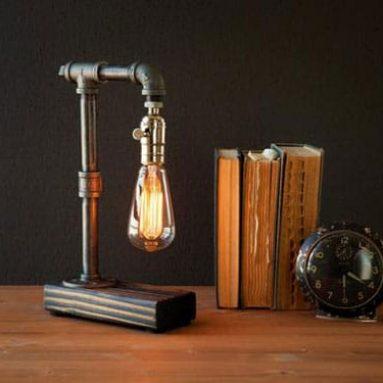 Industrial Edison Lamp