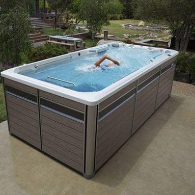 Infinite Swimming Pool