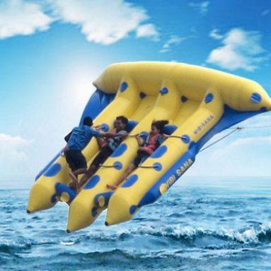 Inflatable Flying Banana Boat