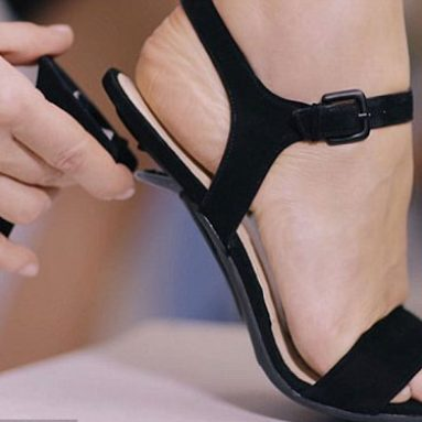 Interchangeable High Heels