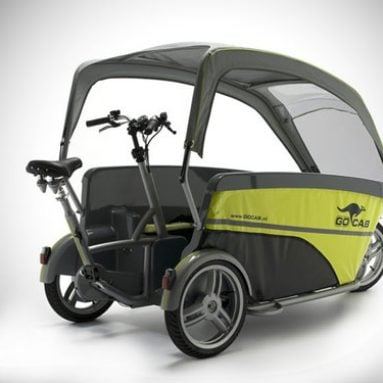 Kid's GoCab Bicycle Taxi