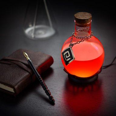 LED Potion Desk Lamp