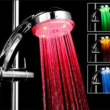 LED Shower Lights