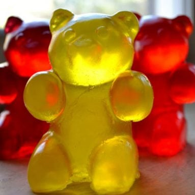 Large Gummy Bear Soap