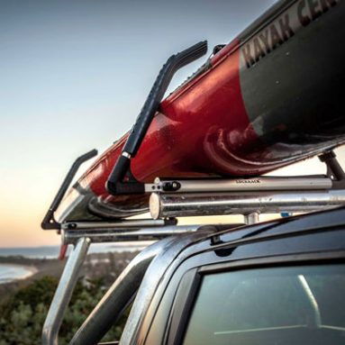 LockRack Lockable Roof Racks