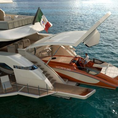 Luxurious 50-Meter Super Yacht
