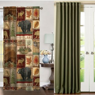 23 Trendy & Masculine Curtain Ideas for Men