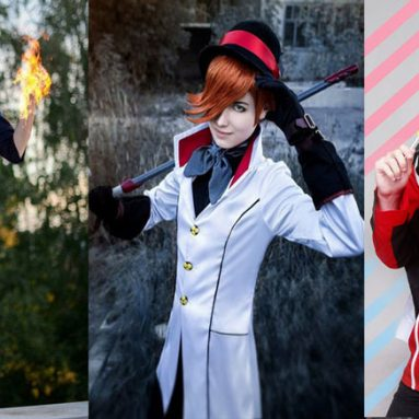 19 Men's Anime Costumes For Guys You Can Buy