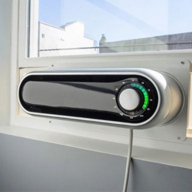 Modernized Window AC Unit