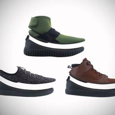 Modular Travel Shoes