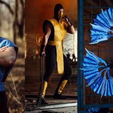 10 Greatest Mortal Kombat Cosplay Costumes You Can Buy