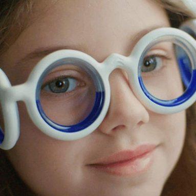 Motion Sickness Glasses