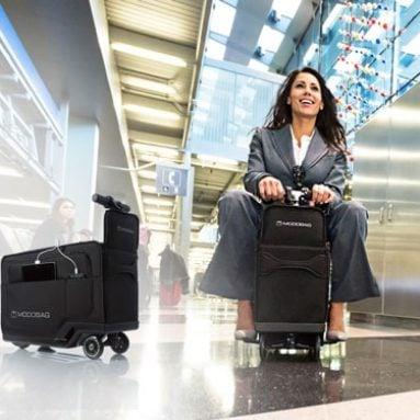 Motorized Smart Luggage