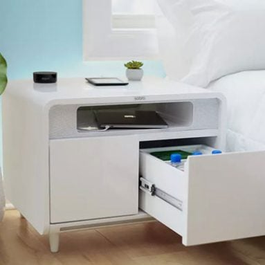 Multi-Tasking Smart Side Table