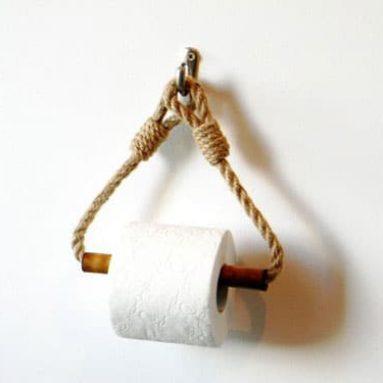 Nautical Decor Toilet Paper Holder
