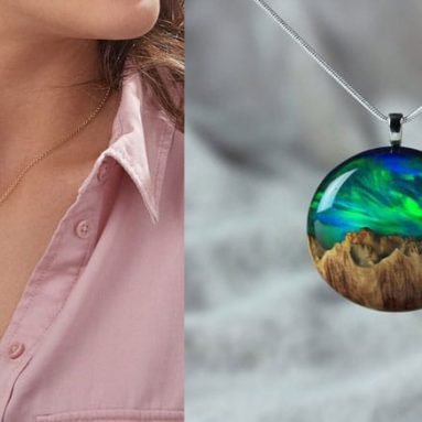 26 Necklaces With Special Meaning For Her She Will Love