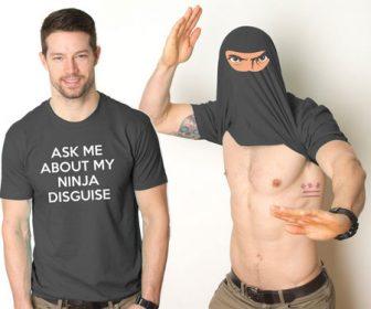 Ninja Flip Shirt