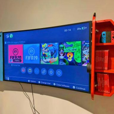 Nintendo Switch TV Wall Mounts