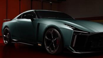 Nissan's 710HP GT-R50 Supercar